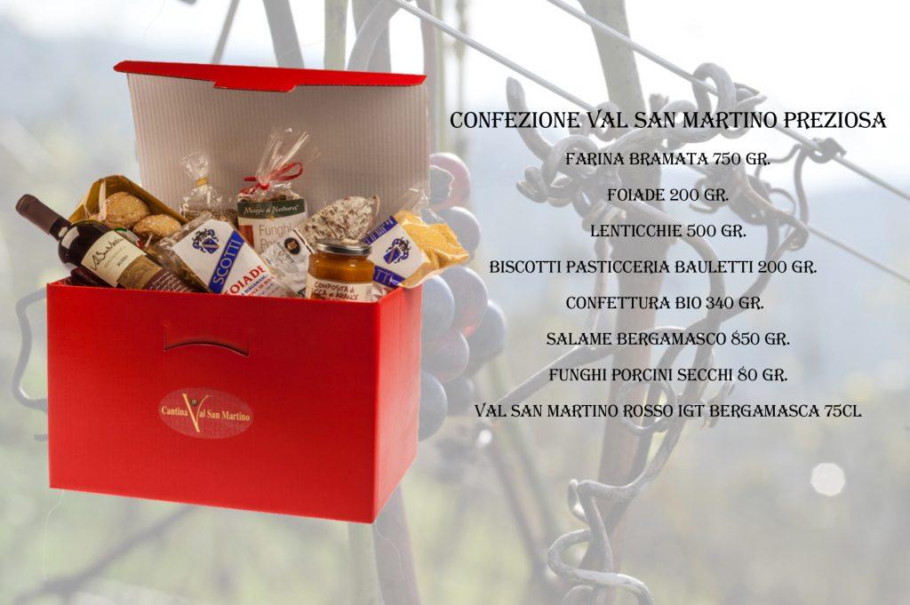 Confezione Val San Martino