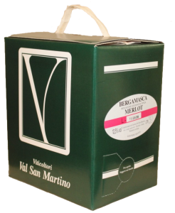 Bag in Box Merlot