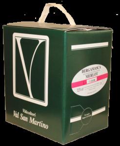 Bag in Box Merlot